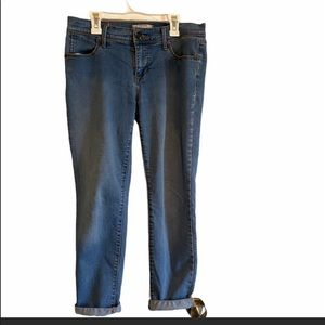 Free People Cuffed Jeans